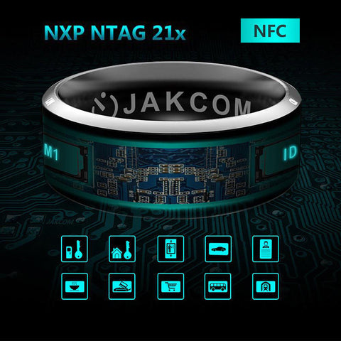 Image of NFC Smart Ring