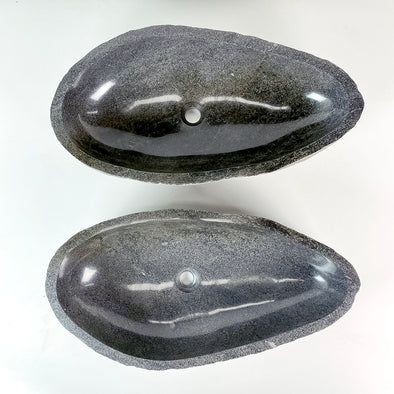 Twin Stone Basin Set 751A + 751B