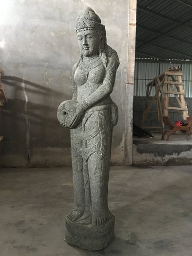 Water Feature | Balinese Statue 150cm | StoneBase (746)