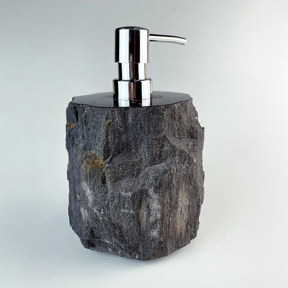 Petrified Wood Soap | Lotion Dispenser 140ml (D)