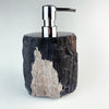 Petrified Wood Soap | Lotion Dispenser 140ml (J)
