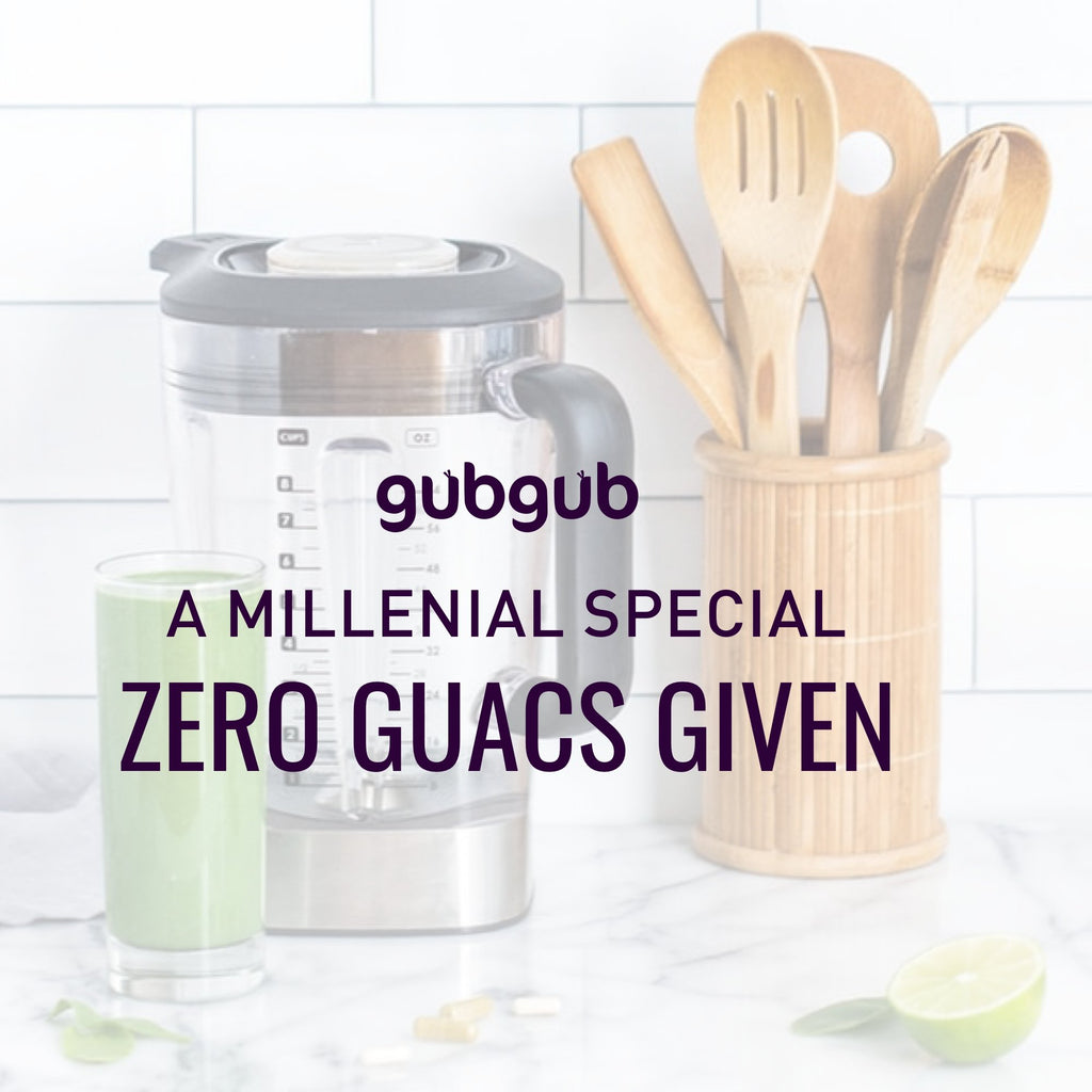 Zero Guacs Given | Earthproof Protein