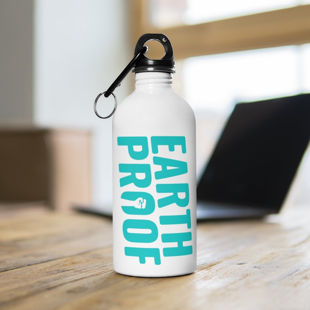 EarthProof Eco Friendly Stainless Steel Reusable Water Bottle, Zero Waste - Earthproof Protein