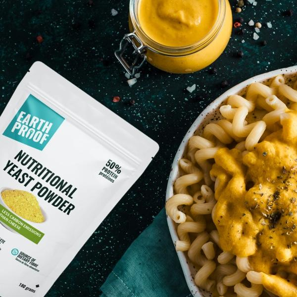 Nutritional Yeast Flakes - Earthproof Protein