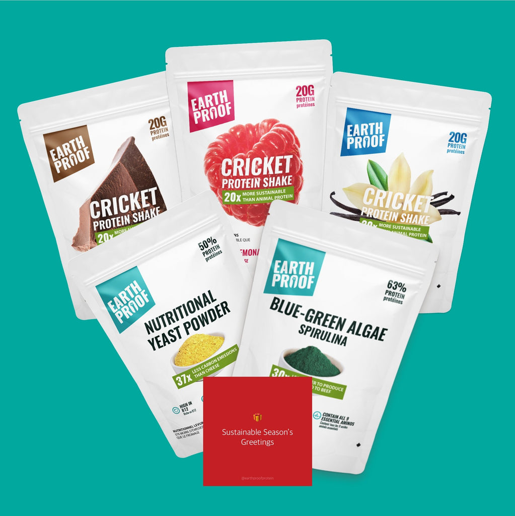 PREORDER Christmas Special - Sustainable Protein Pack - gubgub foods