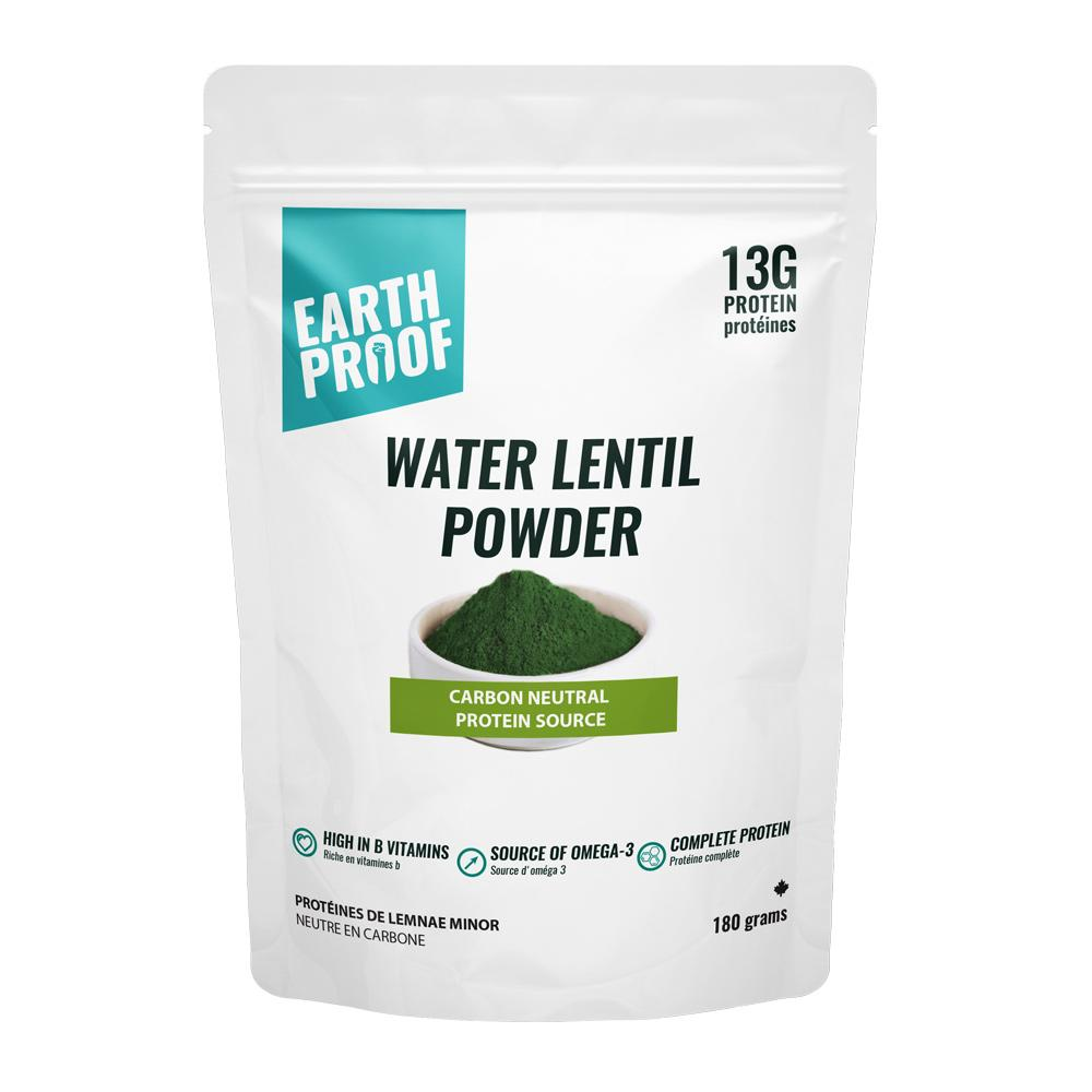 Pure Water Lentil Powder - Earthproof Protein