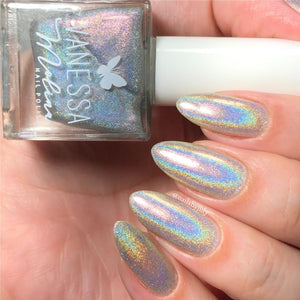 By Vanessa Molina - Topper Holographic Summer