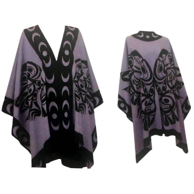 Raven & Sun Fashion Wrap/Poncho