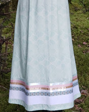 Load image into Gallery viewer, Seafoam Green Dance Skirt