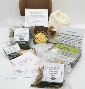 Alaska Harvest w Grateful Gathering kit