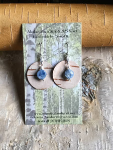 Alaskan Birch Bark Earrings