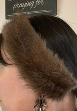 Load image into Gallery viewer, Fur headband