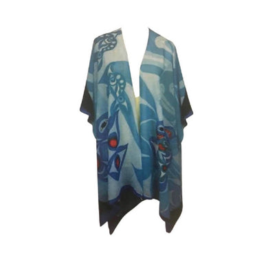 Orca Fashion Shawl