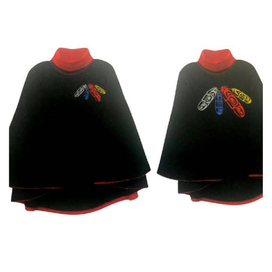 Feather Fashion Cape