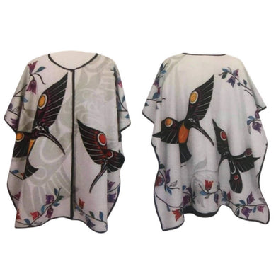 Hummingbird Fashion Wrap/Poncho