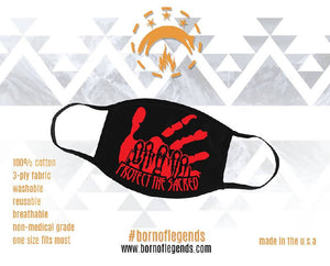 Mask: MMIW Awareness