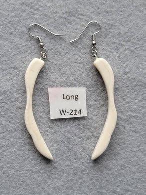 Earrings 2-1/2 Inches Long