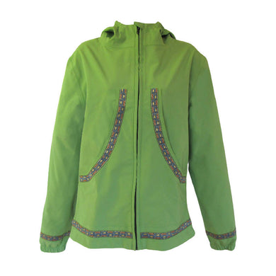 3XL Green Sura Atmik Jacket