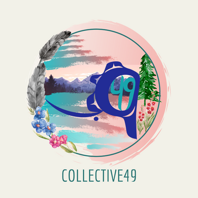Collective49 Watercolor Sticker