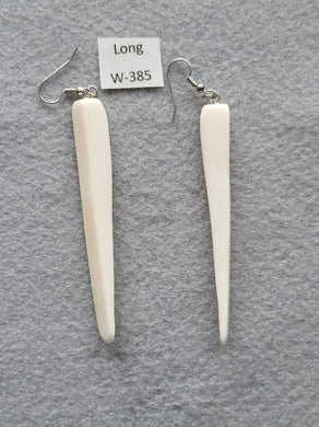 Earrings 3 Inches Long