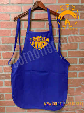 apron: frybread power