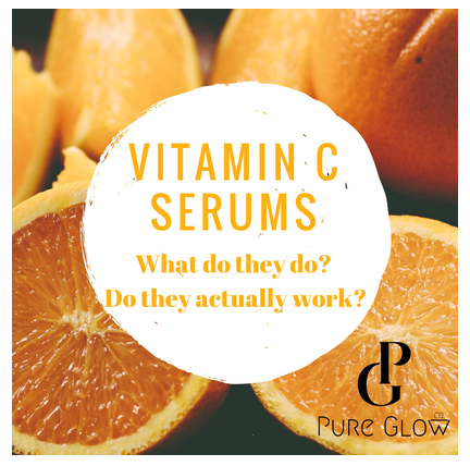 Vitamin C Serums- What do they do? And do they actually work?