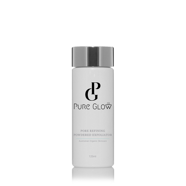 Pore Refining Powdered Exfoliator - pureglowco