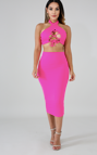 """Hot Miami"" Skirt Set"