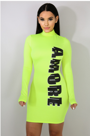 """Highlight Me Please"" Dress"