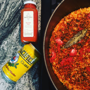 Red Chili Rice