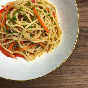 Chilled Sesame Noodles