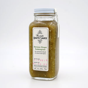 Serrano Ginger Lemongrass