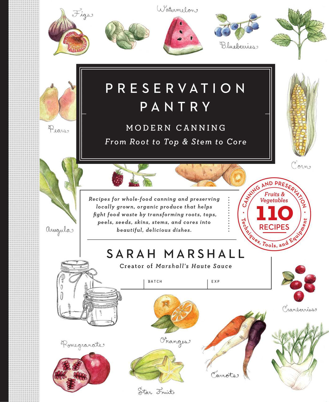 Signed Copy of Preservation Pantry