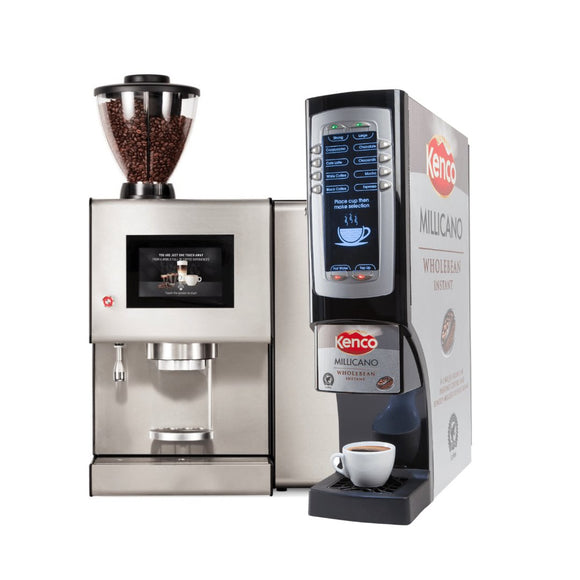 Machines & Equipment - Coffee Machines