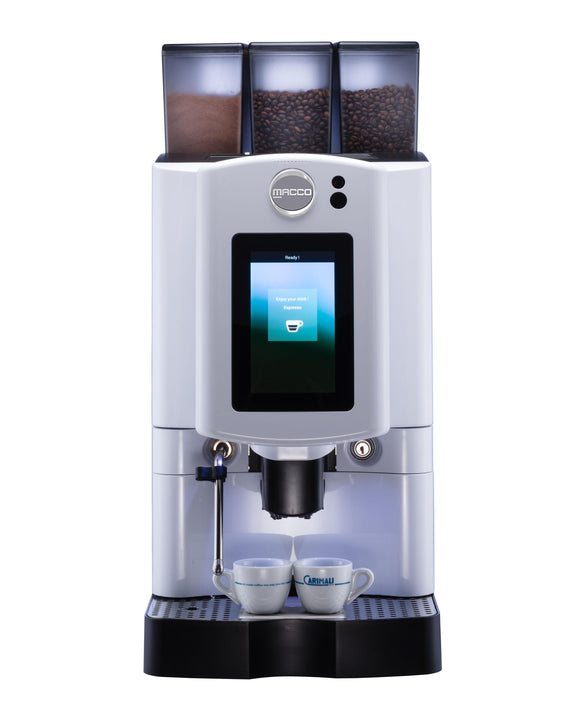 Macco MX-4 Soft Touch Fresh Milk Bean to Cup Coffee Machine