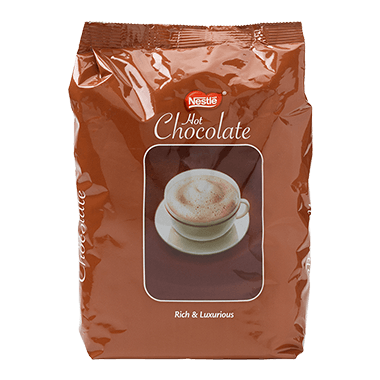 Nestlé® Hot Chocolate Vending Powder (1KG Bag)