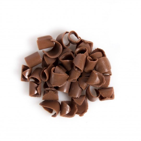 Shmoo Milk Chocolate Curls (300G)