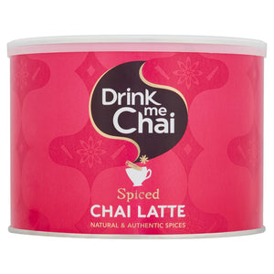 Drink Me Chai Spiced Chai Latte (1KG Tin)