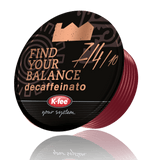 K-fee Mr & Mrs Mill 'Find Your Balance' Decaffeinated Capsules