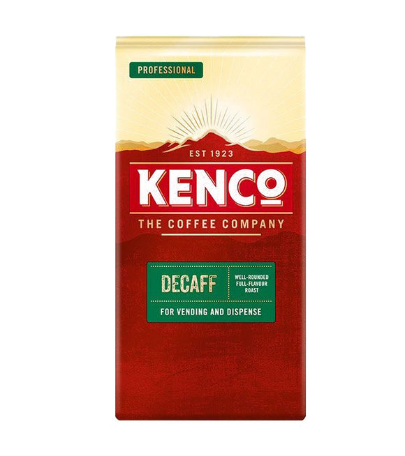 Kenco Decaffeinated Instant Vending Coffee (300G Bag)