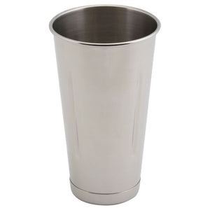 Stainless Steel Milkshake Mixing Beaker (30oz/85cl)