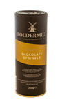 Poldermill Chocolate Sprinkle 250G (Case of 6)