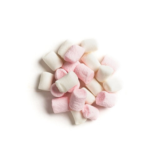 Shmoo Pink & White Mirco Marshmallows (200G)