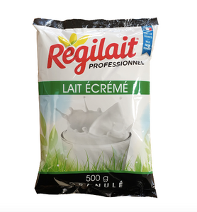 Regilait 100% Granulated Skimmed Milk Powder (Case 10 x 500G)
