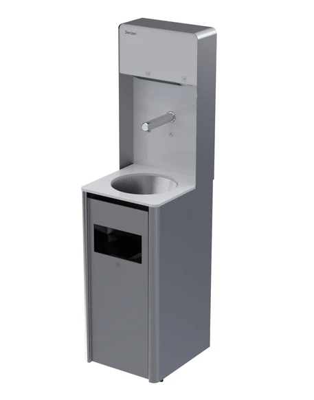 Sterizen Handwash Station Z1 (Plumbed or Manual Fill)