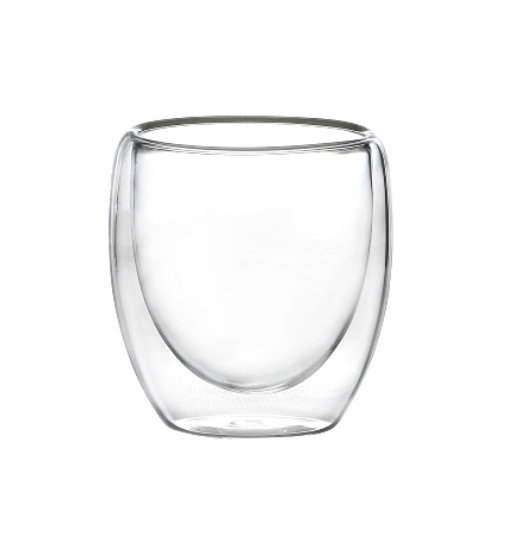 Double Walled Espresso Glasses 3.5oz (Box of 6)