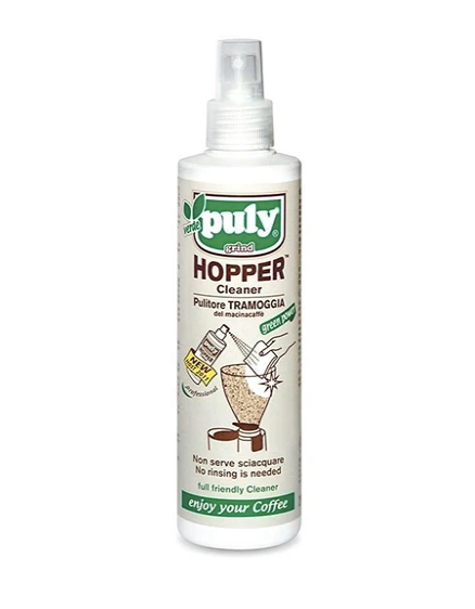 Puly Verde Grinder Hopper Cleaner Spray (200ml)