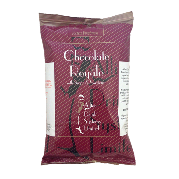 ADS Classic Premium Chocolate Royale Vending Chocolate (10 x 1KG)