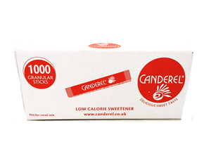 Canderel Red Sticks Sweetener
