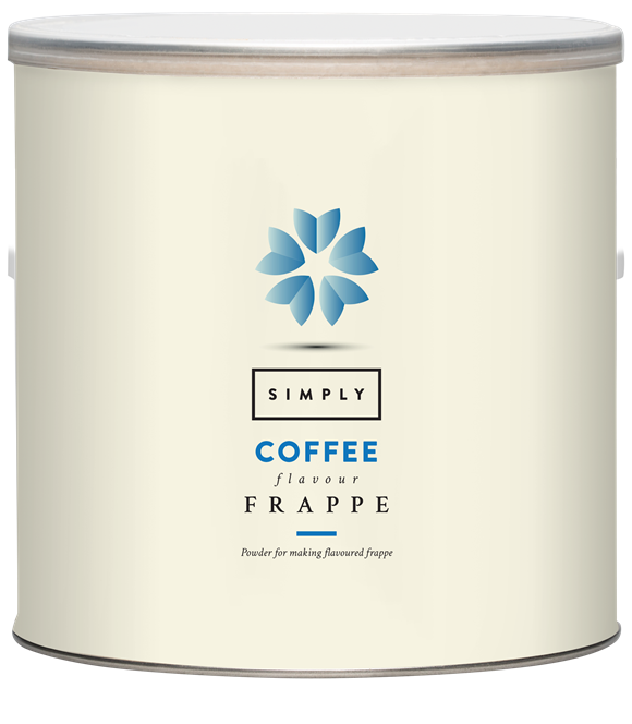 Simply Coffee Frappe Mixes (1.75KG Tin)